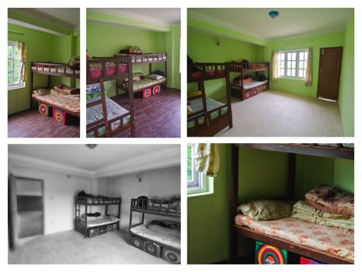 Inside New House Pictures And The Big Puja Sundaraijal Children S